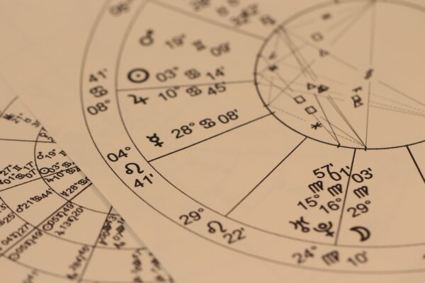 astrology, divination, chart